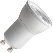 LED GU 10 Mini Mr11 3W 3-trins dæmpbar 2700K